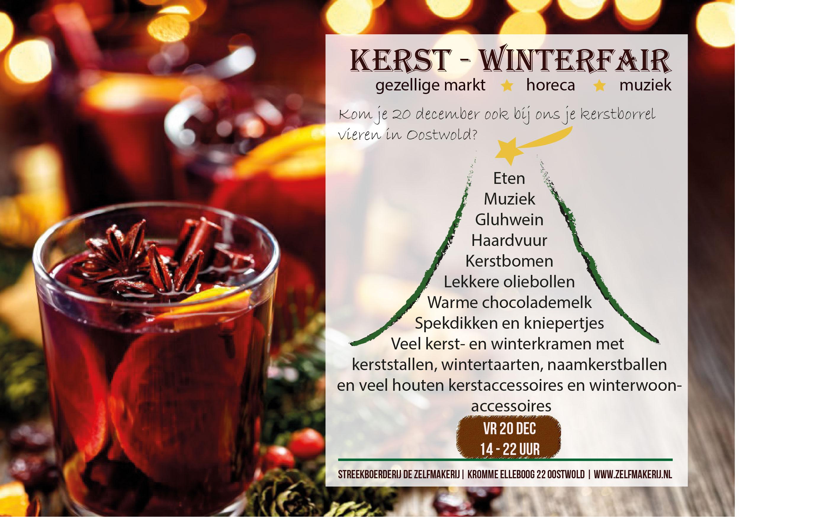 Kerstmarkt Oldambt 2019
